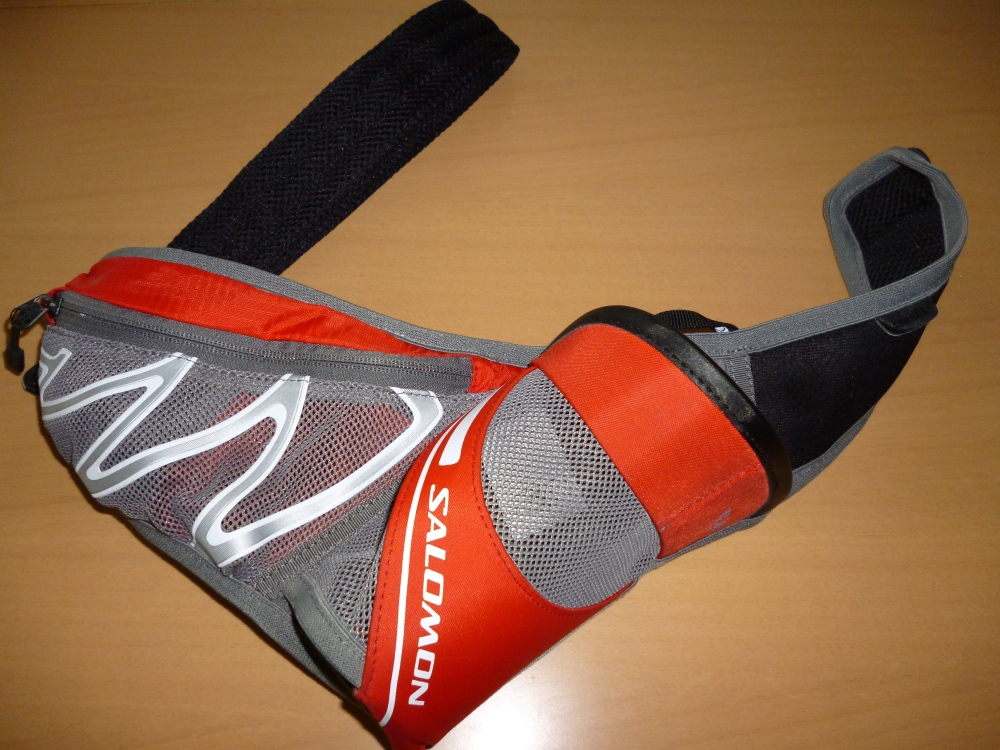 Gear Review: Salomon XR Sensibelt (2/4)