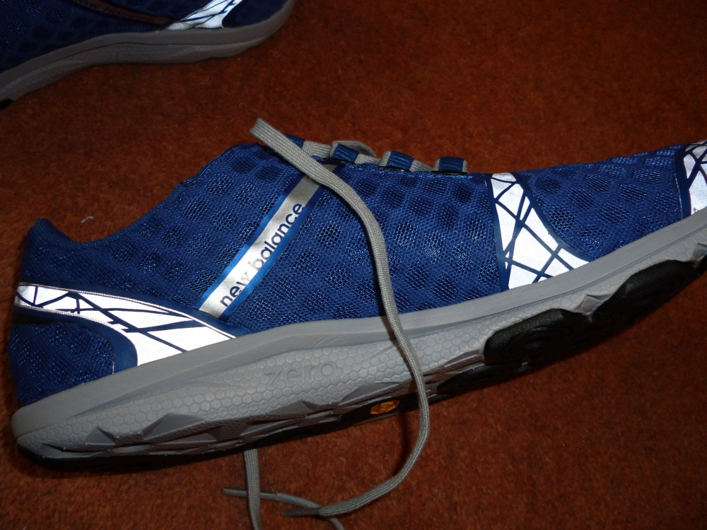 First Impressions: New Balance Minimus Road (MR00BS) (4/5)