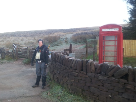 Me at the Storey Arms phonebox