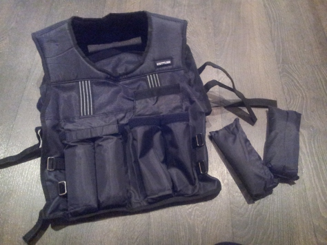 Kettler Weighted Vest